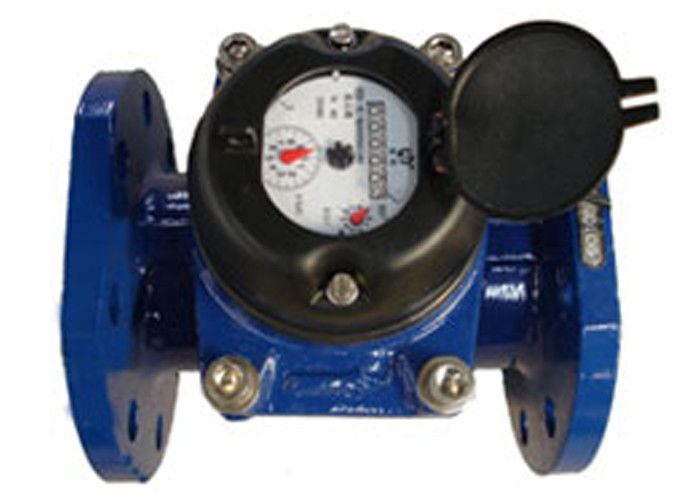 DN450 Woltman Water Meter With Pulse Output For Remote Reading , Removal Mechanism