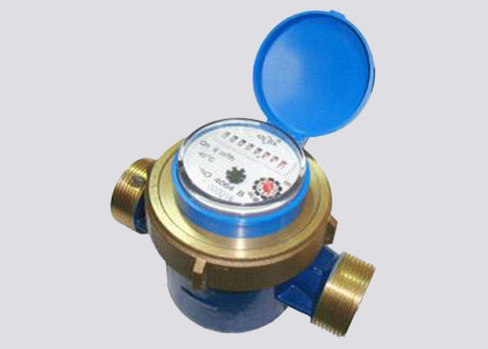 Single / Multi Jet Water Meter for residential measurements DN15 DN20